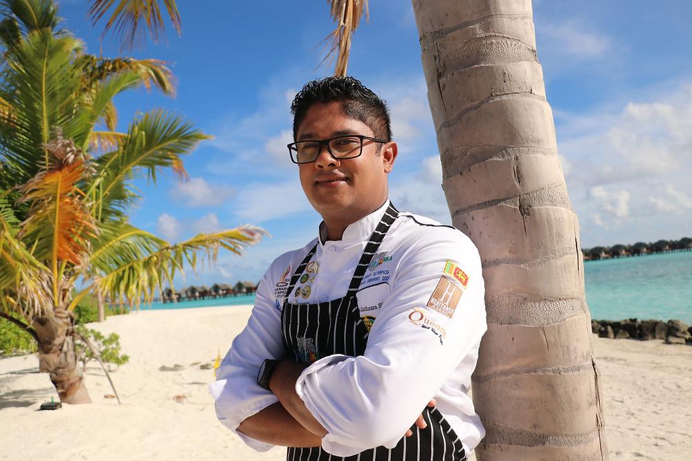 hef Amila Silva, Aitken Spence's Executive Chef
