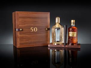 Highland Park unveils new 50-year-old single malt Scotch Whisky