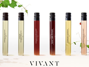 The future of wine: VIVANT presents the World's First Live Streaming Wine Experience Platform