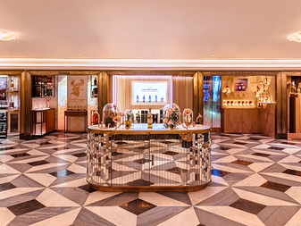 Harrods Fine Wines & Spirits Rooms...an oenophiles dream