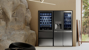 The ultimate state-of-the-art living experience with LG SIGNATURE