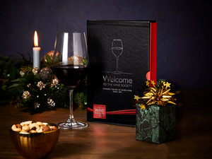 The Wine Society – Where your glass will never be half empty again!