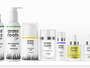 Grass Roots - A skincare marriage made in heaven!