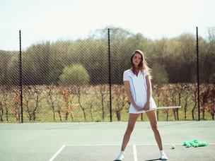 New chic British tennis athleisure brand, EXEAT launches