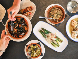 Mayfair's much loved Spanish tapas hideaway, El Pirata
