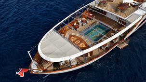 3 of the world's most amazing superyachts, each with a phenomenal heritage