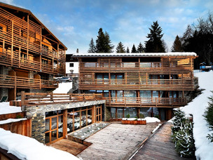 CLARINS and 5 star hotel Le M De Megève: A new holistic & gourmet collaboration