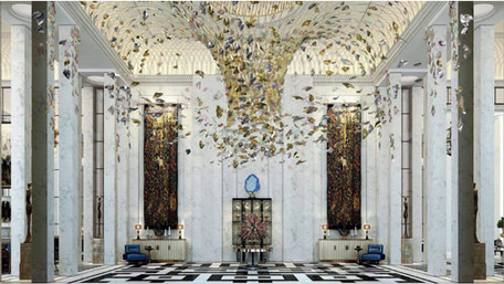 Singapore's newest lifestyle destination - The Langham, Jakarta