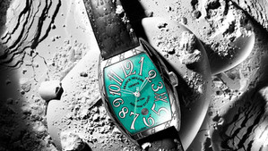 Limited Edition Bamford Watch Department x Arsham x King Nerd Franck Muller Casablanca