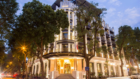 Highly anticipated Bill Bensley-designed hotel, Capella Hanoi opens in the capital's Old Quarter