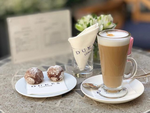 Recipe: Indulge in Dukes London's signature chocolate and walnut cookies