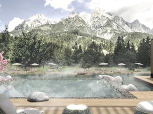 Naturhotel Forsthofgut hotel launches new multi-million Lakehouse in Austria