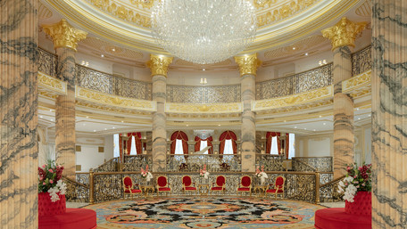 Raffles The Palm Dubai welcomes guests this October