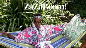 ZaZaBoom! Sustainable luxury with a higher purpose