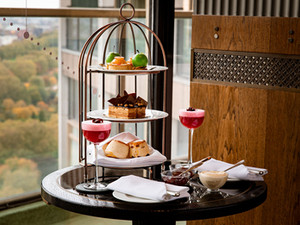 Galvin at Windows launches the Galvin Afternoon Tea experience at 10º bar