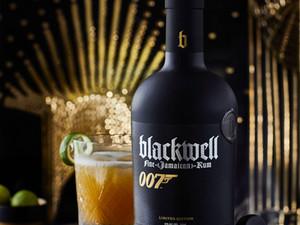 007 Limited Edition BlackwellFine JamaicanRum
