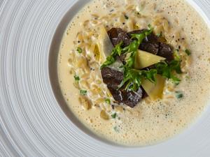 Recipe: Fauchon l'Hotel's famous French Truffle Pasta Riso