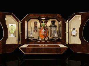 The Craft Irish Whiskey Co. unveils limited edition whiskey set in partnership with Fabergé