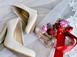 Weddings Are Back – how to choose the perfect fragrance for the big day