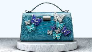 Italian style with an international cause - A £5.5 million bag to save the oceans