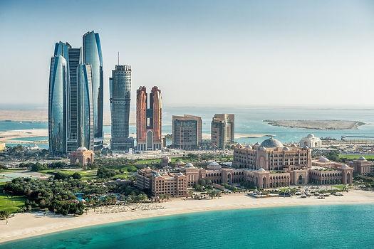 Corniche Skyline. Credit DCT Abu Dhabi.j