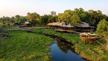 An exclusive first look at Xigera Safari Lodge, Botswana