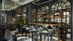 Discover The Franklin Hotel, London, a chic boutique hotel designed by Anouska Hempel