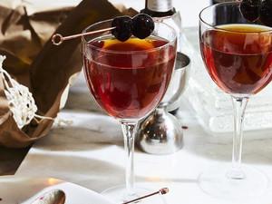 Cocktail Recipe: Rob Roy Cocktail, The Waldorf Astoria, New York