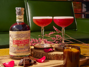 Cocktail Recipe: Don Papa Rum's celebratory cocktail 'Don's Duo'