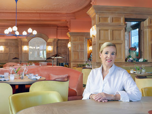 Culinary master Helene Darroze awarded third Michelin Star for eponymous restaurant at The Connaught