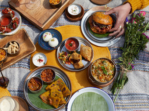 Bombay Bustle launches delicious picnic baskets