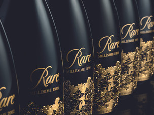WIN an exclusive MAGNUM of Rare Champagne 1998 – valued at £450