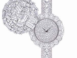 Dior Watches presents La D de Dior Précieuse à Secret