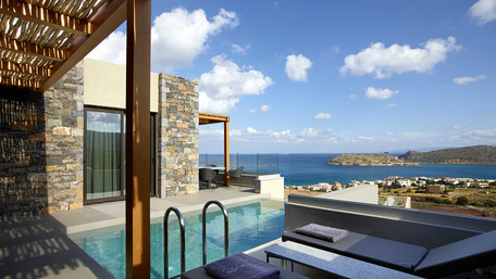 Crete's newest hotel CAYO Exclusive Resort & Spa should be at the top of your summer hotlist