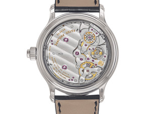 Patek Philippe launches its first wristwatch with a Grande Sonnerie