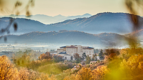 Regenerate your body and mind at Palazzo Fiuggi Wellness Medical Retreat, Italy