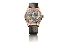 Greubel Forsey unveils new red gold case for the Balancier Contemporain