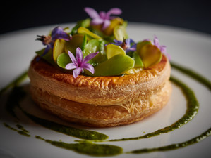 Conrad London St James welcomes Chef Sally Abe's brand new signature restaurant, The Pem
