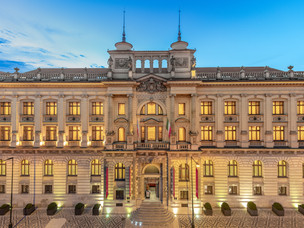 Experience Neo-Renaissance style at the newly opened NH Collection Prague Carlo IV