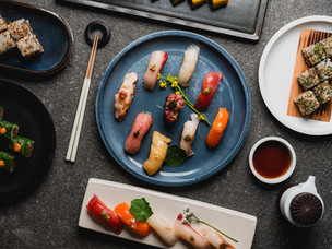 We visit highly-anticipated Japanese restaurant Sachi at Pantechnicon