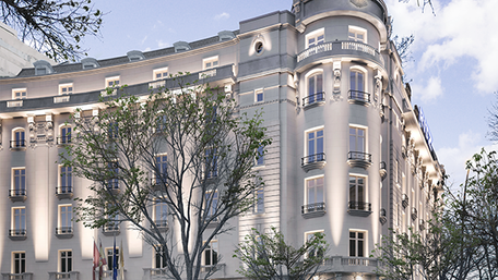 Mandarin Oriental Ritz, Madrid to open this spring