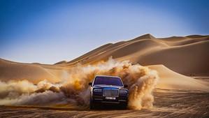 Effortless everywhere - Rolls-Royce Cullinan