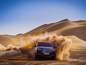 Effortless everywhere - Rolls-Royce Cullinan