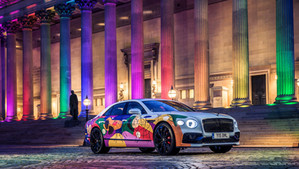 Sleeping with Art - The biggest car & art exhibition in UK history will take place this September