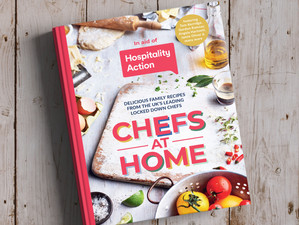 Chefs at Home - A collection of lockdown recipes in aid of Hospitality Action