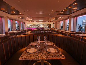 Bisushima - Japanese rooftop restaurant opens within Page8 Hotel in the heart of Trafalgar Square