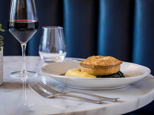 Kings Arms Hotel & Six Restaurant Hampton Court launches homemade pie delivery service