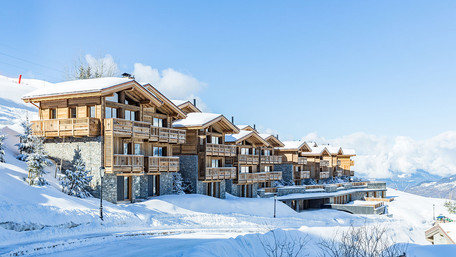 French Alps welcomes the grand opening of the Ultima Courchevel Resort