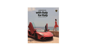 Lamborghini with Italy for Italy - 21 Views for a New Drive
