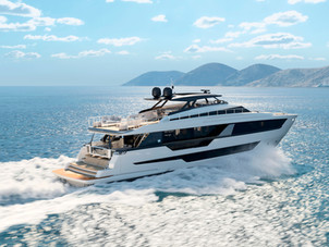 Ferretti Yachts reveals its new flagship, Ferretti Yachts 1000, the biggest it has ever built